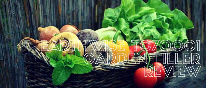 Earthwise TC70001 Electric Garden Tiller Review - Garden Tiller Reviews